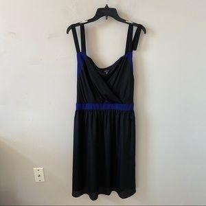 Torrid Black V- Neck Sleeveless Dress- Size 26